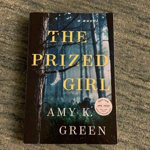 BOOK THE PRIZED GIRL